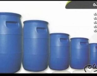تولیدکننده بشکه پلاستیکی بادرب پیچی