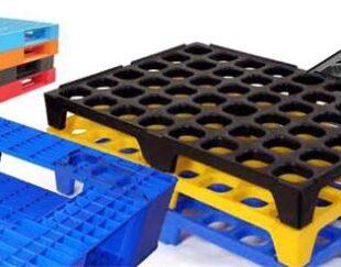فروش پالت پلاستیکی استاندارد