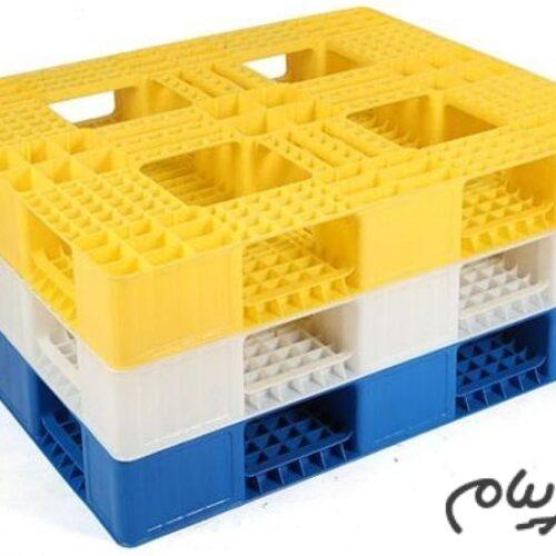 باکس پالت ، پالت پلاستیکی ، پالت حمل بشکه