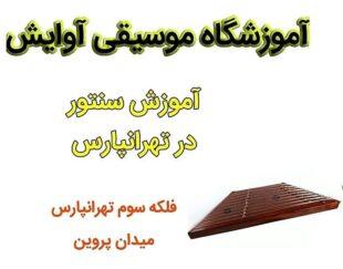 آموزش سنتور در تهرانپارس