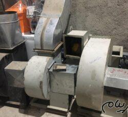 سانتر فیوژ صنعتی